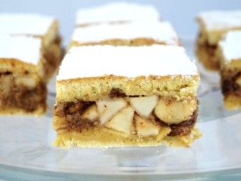 Croatian apple pie