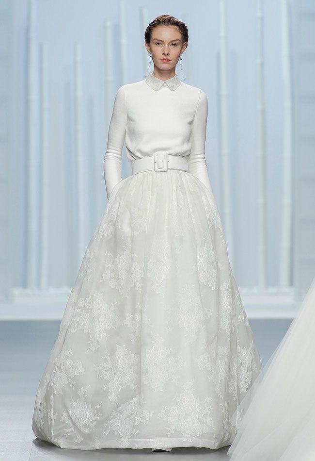 163 best Wedding dresses images on Pinterest | Bodysuit fashion ...