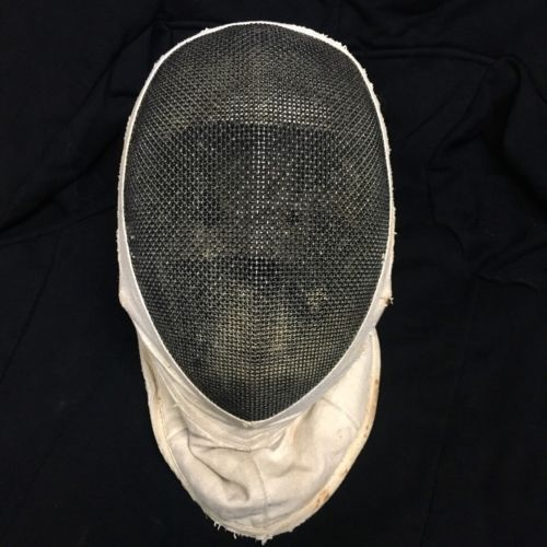 @fencinguniverse : Vintage Fencing Mask Guard 1988 Santelli  $8.99 (0 Bids) End Date: Wednesday Nov-9-2016 18 http://aafa.me/2fuE3ZS http://aafa.me/2fDukwv