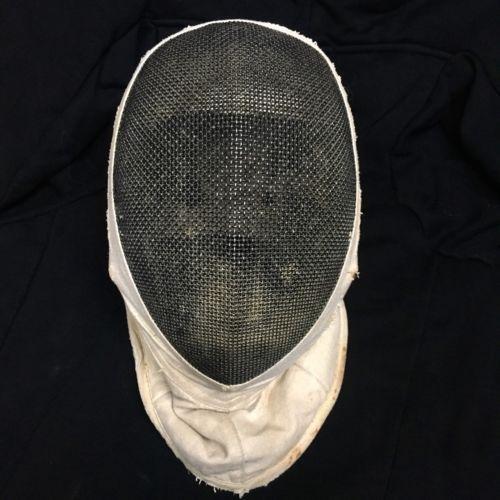 @fencinguniverse : Vintage Fencing Mask Guard 1988 Santelli  $8.99 (0 Bids) End Date: Wednesday Nov-9-2016 18 http://aafa.me/2fuE3ZS http://aafa.me/2fDukwv