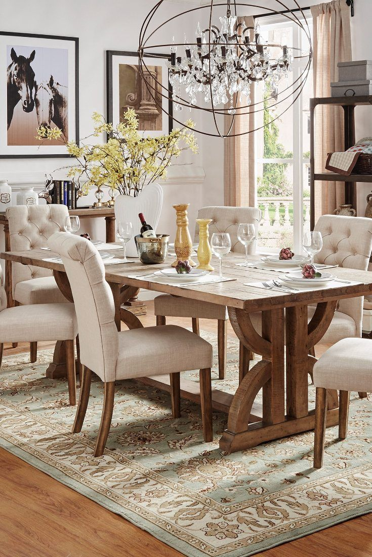 16 Best Tuscan Furniture Tuscan Dining Room Tables Tuscan Dining Captivating Best Dining Room Furniture Design Inspiration