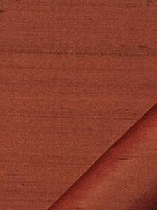 Adelle Spice by Robert Allen Fabric Infinite Red Spice 100% Silk India H: -, V: - 54 inches - Fabric Carolina - Robert Allen