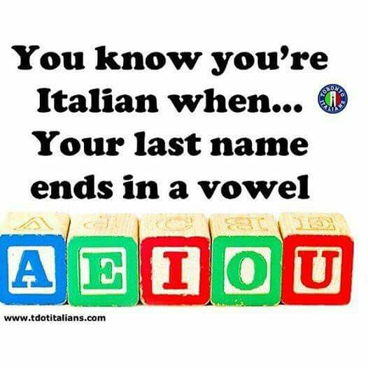 Italian Last Names And Meanings: 905 Best Italian Language & Sayings Images On Pinterest