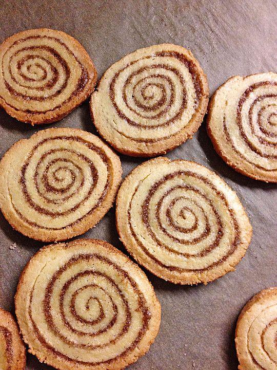 German Cinnamon Cookies