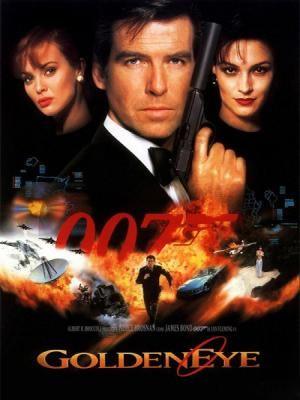 Điệp Viên 007 Điệp Vụ Mắt Vàng - HD