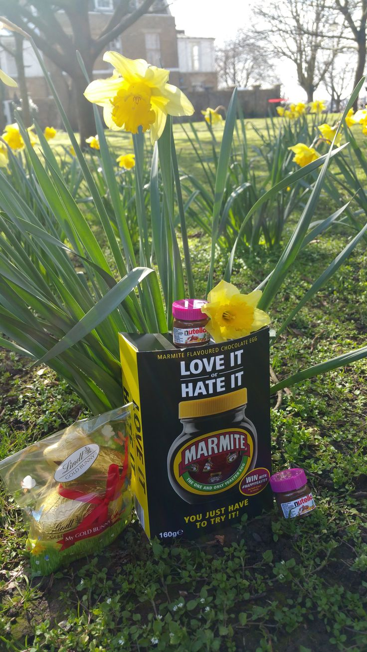 Love it or 'Ate it Marmite Easter Egg!