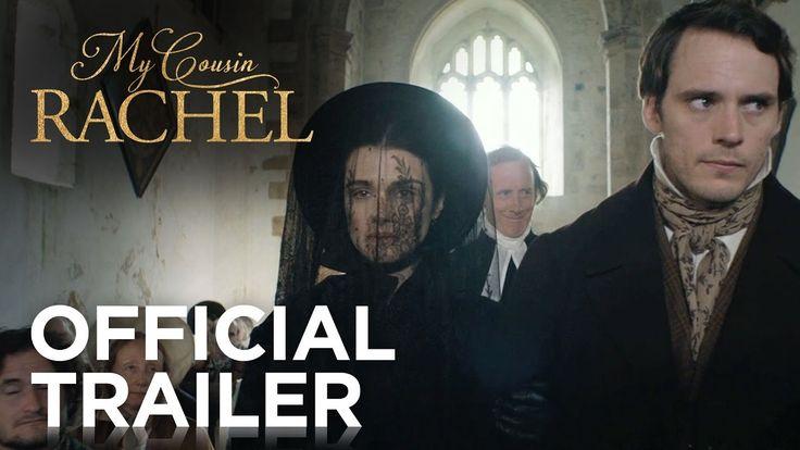 MY COUSIN RACHEL starring Rachel Weisz & Sam Claflin   Official Trailer   In select theaters June 9, 2017