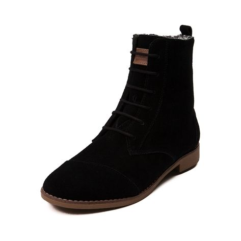 Shop for Womens TOMS Alpa Boot in Black at Shi by Journeys. Shop today for the hottest brands in womens shoes at Journeys.com.