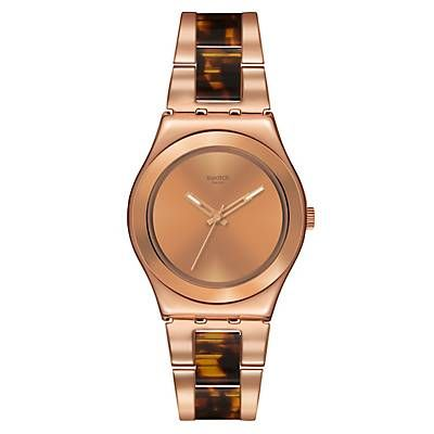 Me gustó este producto Swatch Reloj Mujer rose. ¡Lo quiero!
