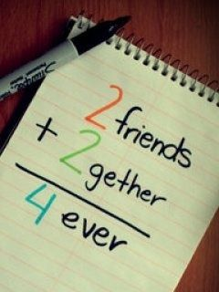 Die Besten 2 Freunde zu Gunsten von immer zusammen – hibee darryl