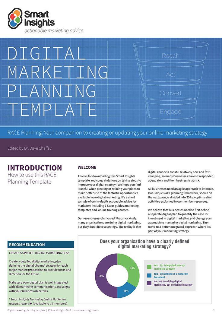 25 unique marketing plan template ideas on pinterest startup business plan template template. Black Bedroom Furniture Sets. Home Design Ideas