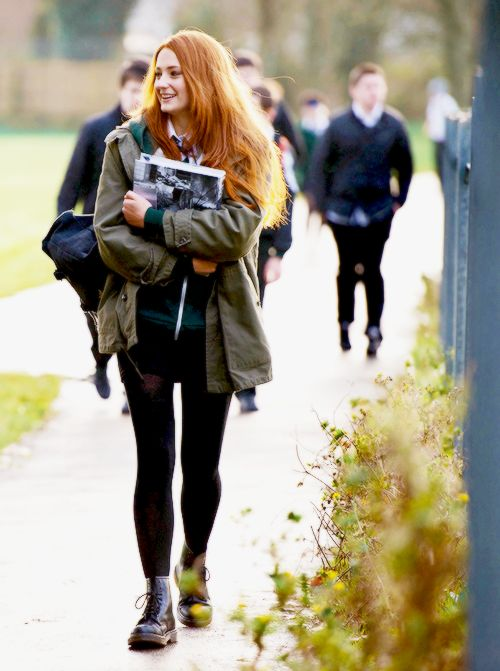 Sophie Turner in Another Me (2013)