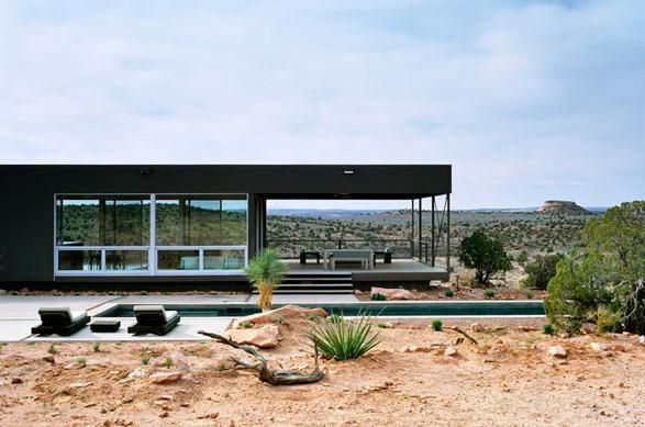 marmol radziner-hidden valley-prefab home.