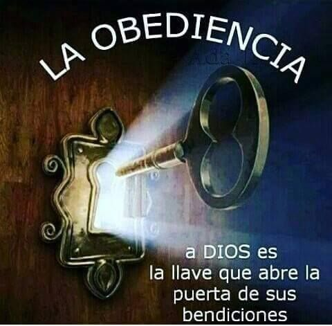 La mejor Adoración es nuestra Obediencia !!