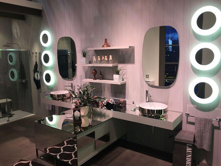 Photo Album Website Glittering mirrored bathroom decor and vanity designs from Inda
