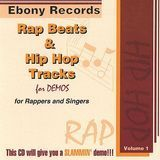 Hip Hop Tracks/Rap Beats for Demos: Cheap Beats and Tracks/Hot!!! [CD]