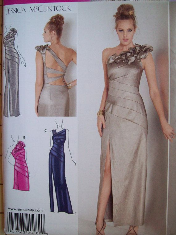 Cocktail dress patterns of jessica