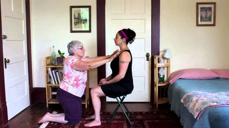 Therapeutic Touch Demonstration