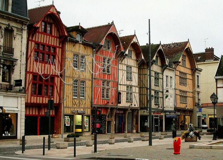 Troyes - Champagne - France