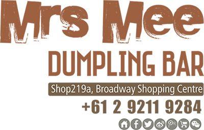 Mrs Me Dumpling Bar - Broadway Shopping Centre Food Court in Broadway, NSW