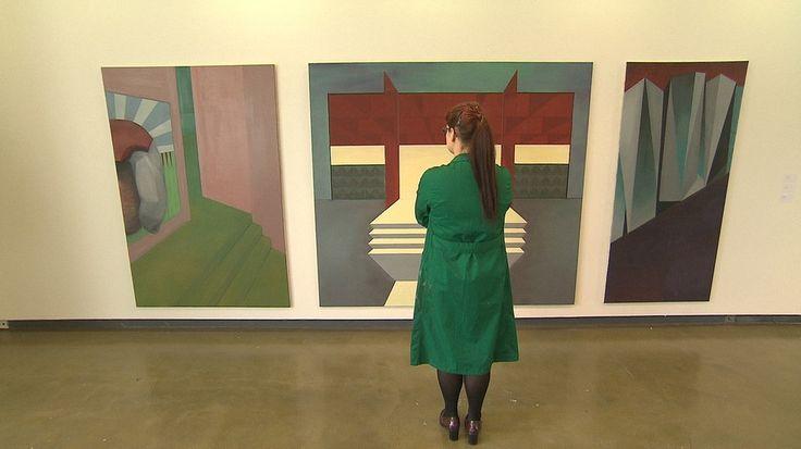 Hochschul-Visitenkarte: Kunstakademie Stuttgart   BR Mediathek VIDEO