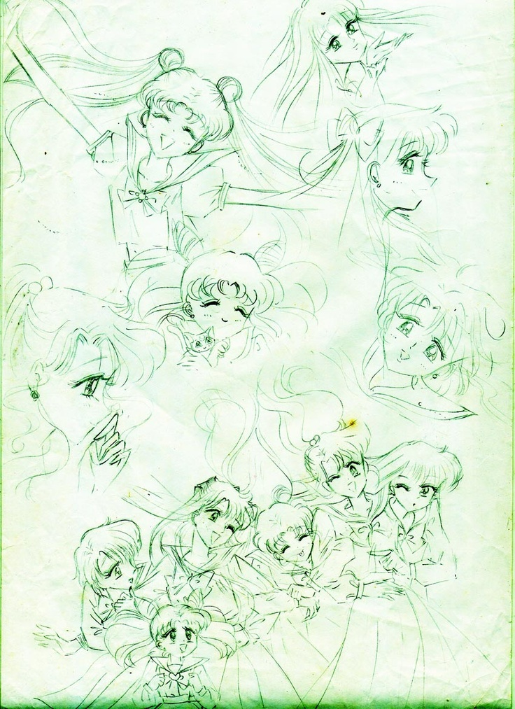 Sailor Moon...my childhood