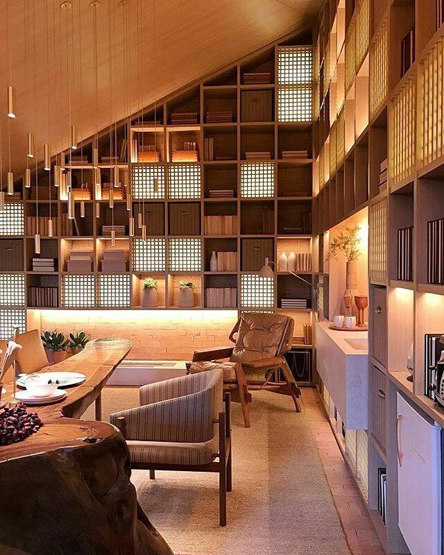 """365 curtidas, 4 comentários - Interior design inspiration (@i.n.t.e.r.i.o.r.e.s) no Instagram: """"@tresarq para CasaCor SP 2017 -  Home office/ ateliê  #casacorsp2017 #casacorsp #casacor…"""""""