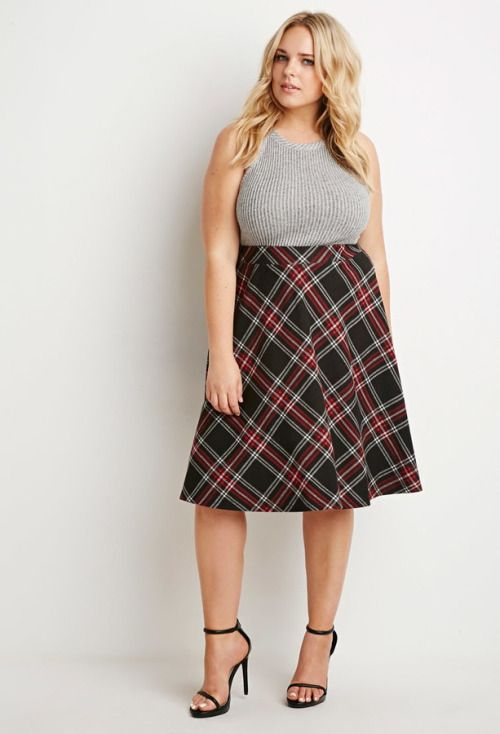 Plaid skirt for the fall? Yes pleaseget it from forever 21http://bit.ly/1Qs1MlP