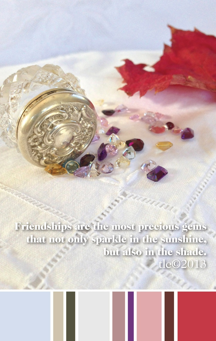 a tribute to friendship