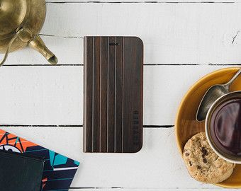 iPhone 6 Flip Case – Wooden iPhone 6 Case – iPhone 6 Wooden Flip Case – iPhone 6 Folio Case – iPhone 6 Ultra Slim Wooden Case