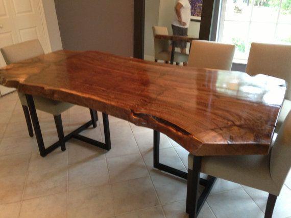 958 best Slab furniture images on Pinterest Live edge furniture