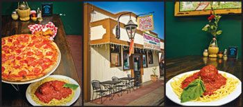 Palermo Pizza 1751 E. Main Street - The pizza oven lives on in Midtown Ventura eatery!