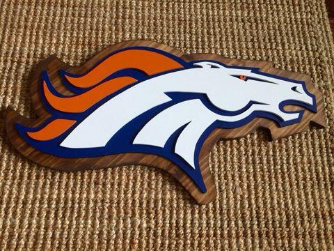 Denver Broncos Wall Decor 325 best denver broncos images on pinterest | denver broncos