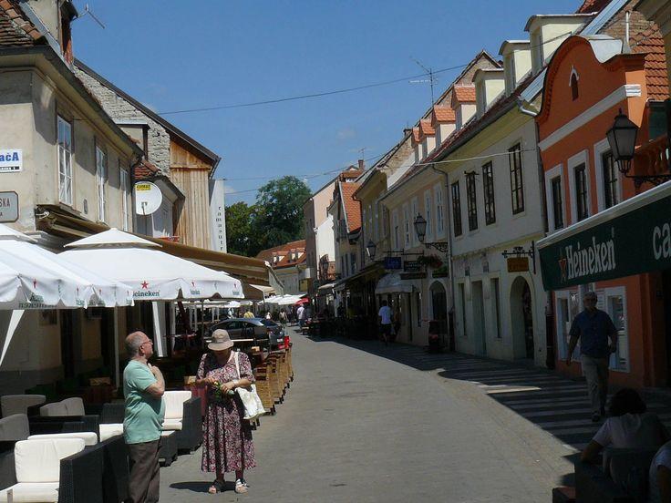 Zagabria - Centro storico