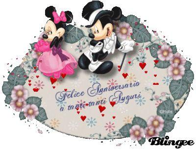♥♦♦♥ Clelia e Nando: ♥ 41 anni ♥ di Matrimonio ♥♦♦♥ - UN SORRISO PER TUTTI - Gabitos
