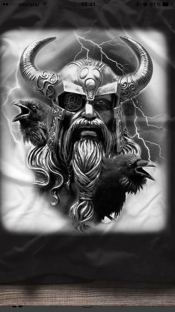 17 Best ideas about Norse Mythology Tattoo on Pinterest ...  17 Best ideas a...