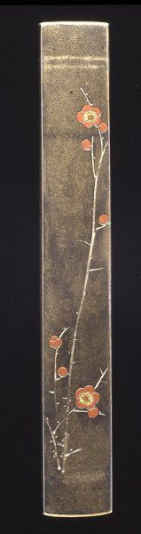 Japanese kozuka (hilt of a small sword or the small sword itself)