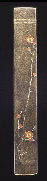 Japanese kozuka (hilt of a small sword or the small sword itself)