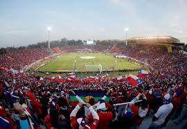 Resultado de imagen para estadio nacional de chile