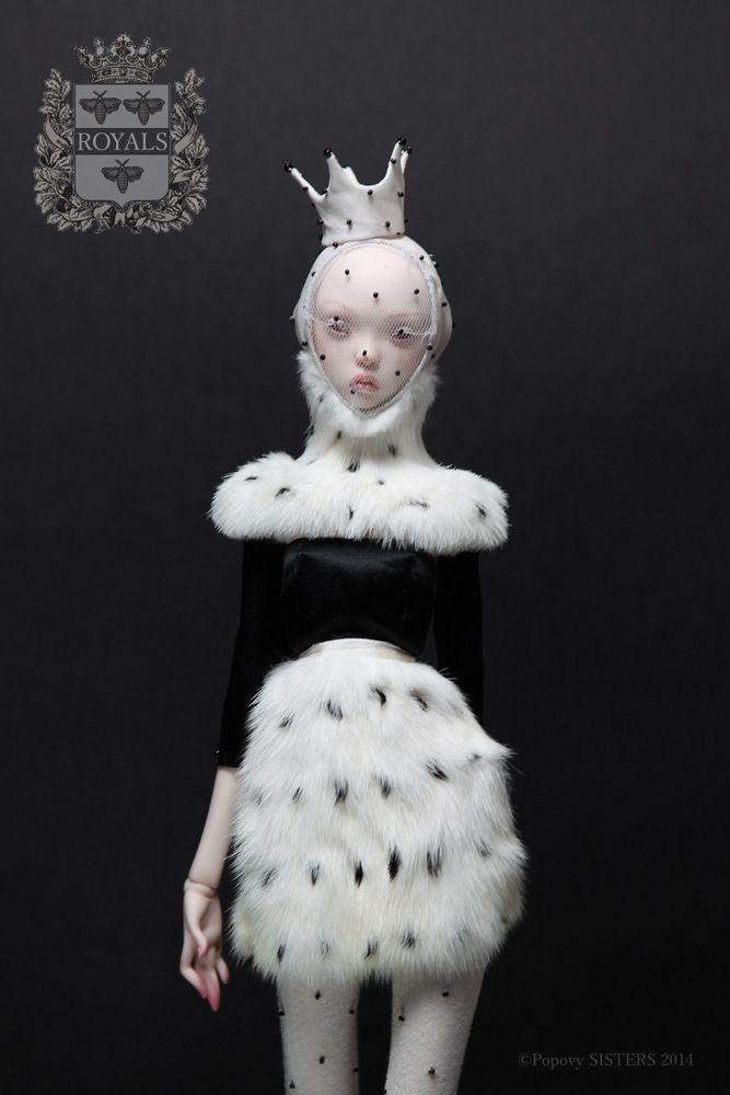 Juxtapoz Magazine - Dark Creatures of Fashion