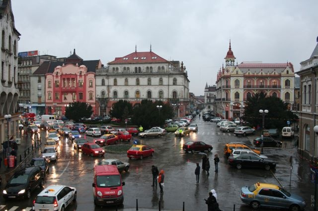 oradea, romania Destination: the World