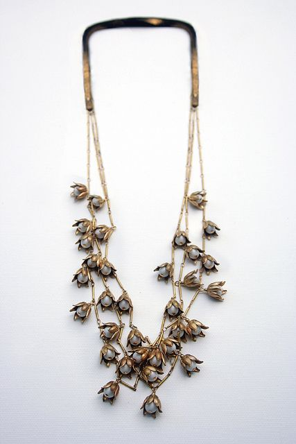Blossom Necklace - By SeeBabette.