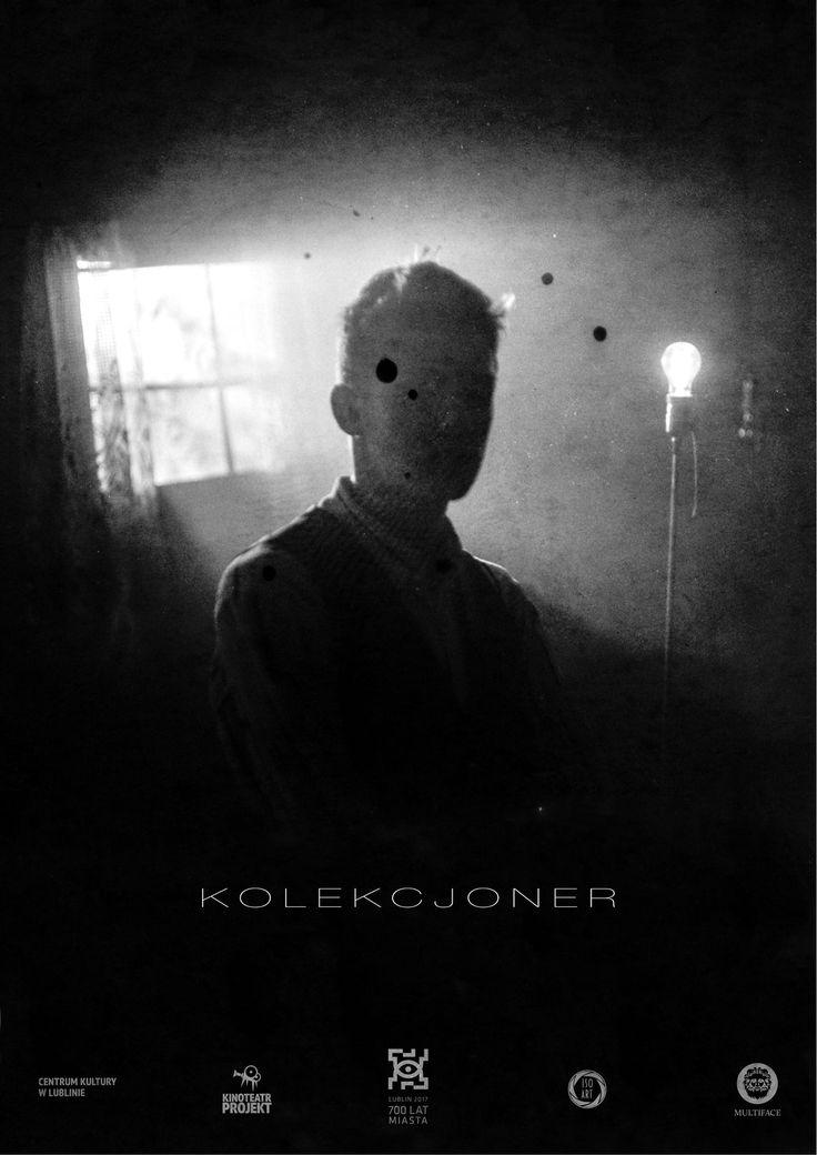 """""""Kolekcjoner"""" reż. Piotr Kamiński  premiera: 3 listopada 2017  Centrum Kultury w Lublinie"""