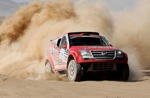 Dakar 2014: GWM and Haval ends in the top 10