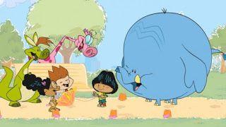 Família de Primeira Viagem: Desenhos Educativos na TV por Assinatura