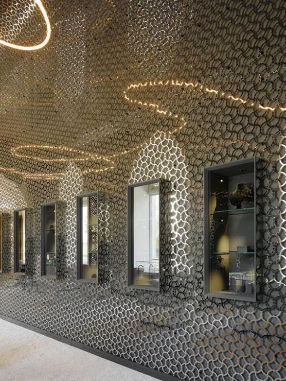 Interior of Belfry Tashkent contemporary design | Chateau