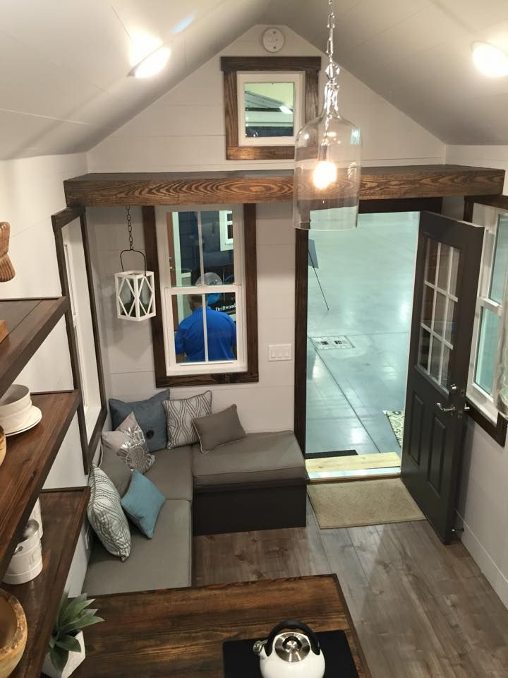 Tiny House Town a home blog sharing beautiful tiny homes