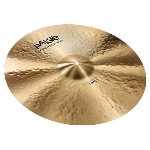 Musik Produktiv Paiste Formula 602 Modern Essentials 16´´ Crash Becken: Category: Drums, Percussion > Becken > Crash-Becken…%#Quickberater%