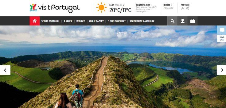 @visitportugal named best 2014 destination @cntraveller @RoughGuides #visitportugal @itbberlin