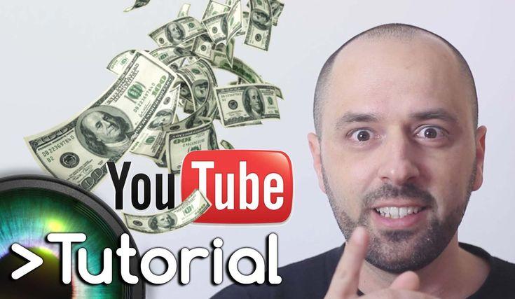 Cómo ganar dinero en YouTube | Tutorial